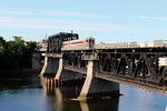 Merrimack River Bridge - Control Car of Train 220
