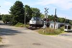 Ward Hill Train 696